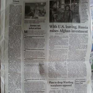 April 13, 2014 Richmond Times Dispatch